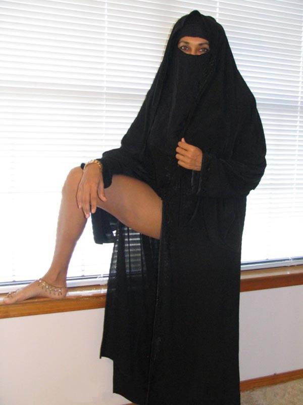 Burka porn