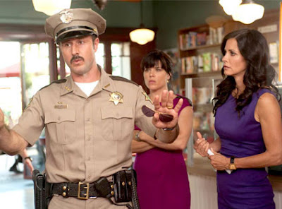 David Arquette, Neve Campbell, Courtney Cox - Scream 4