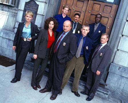 NYPD Blue: Season 6 movie