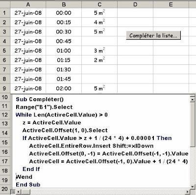 info  calcul d emprunt excel