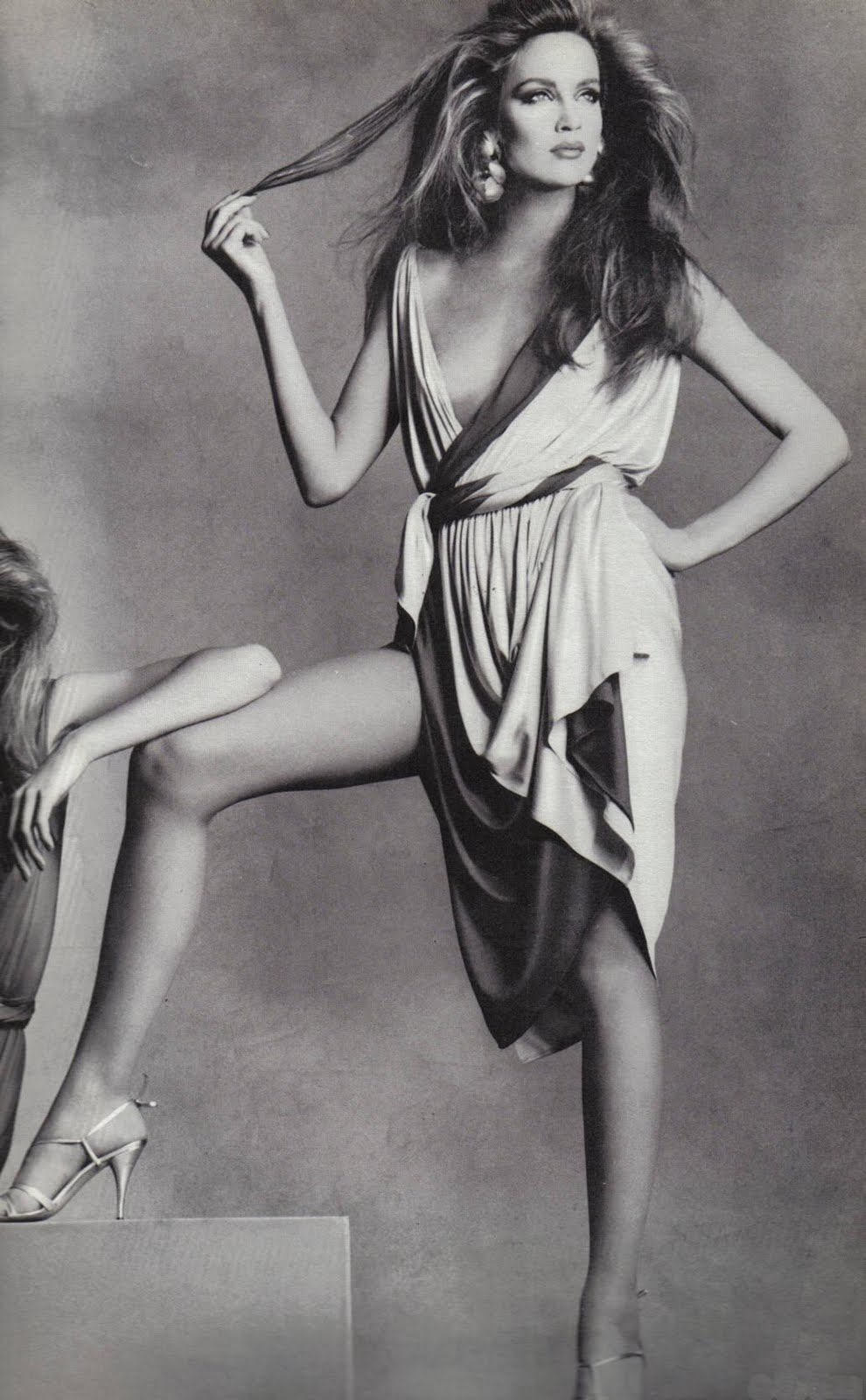 Lil' Blonde Darling: Jerry Hall! ~ Darian Darling: A Guide ...