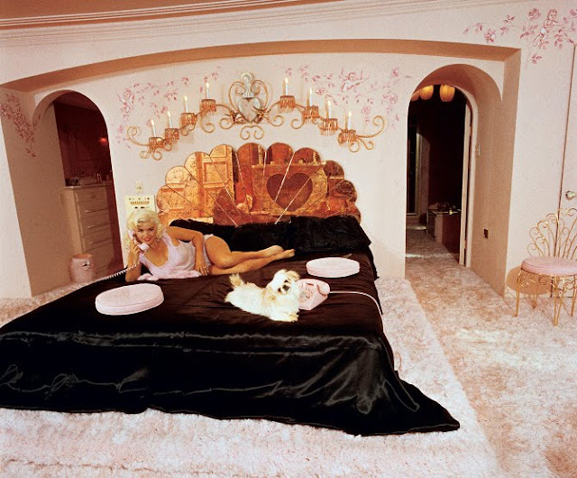 Blonde Movie Star Jayne Mansfield S Pink Palace Darian