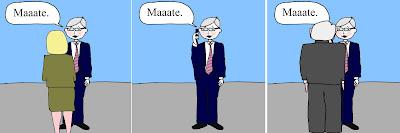 Kevin Rudd Hillary Clnton Barack Obama and John McCain