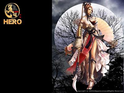cabal online wallpaper. Hero Online Wallpaper