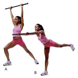body bar workouts