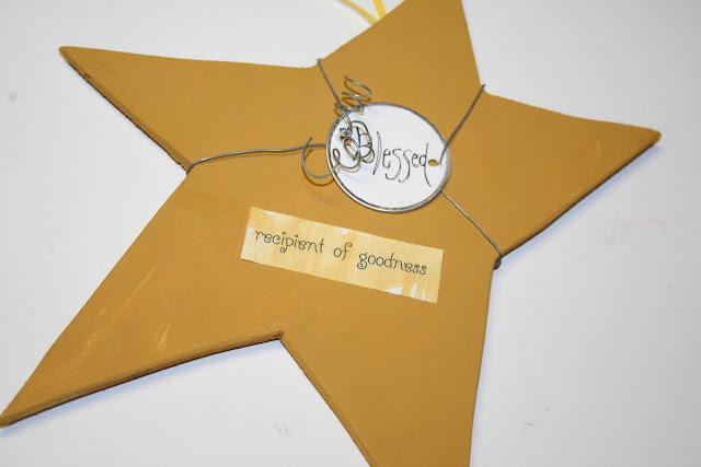 the blessing star
