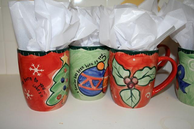 teacher appreciation Christmas gifts