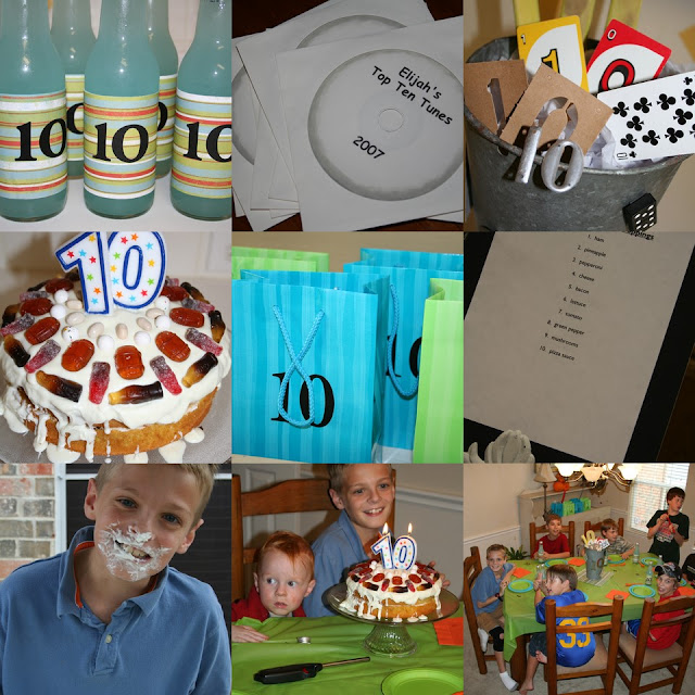 the top ten birthday party dukes and duchesses