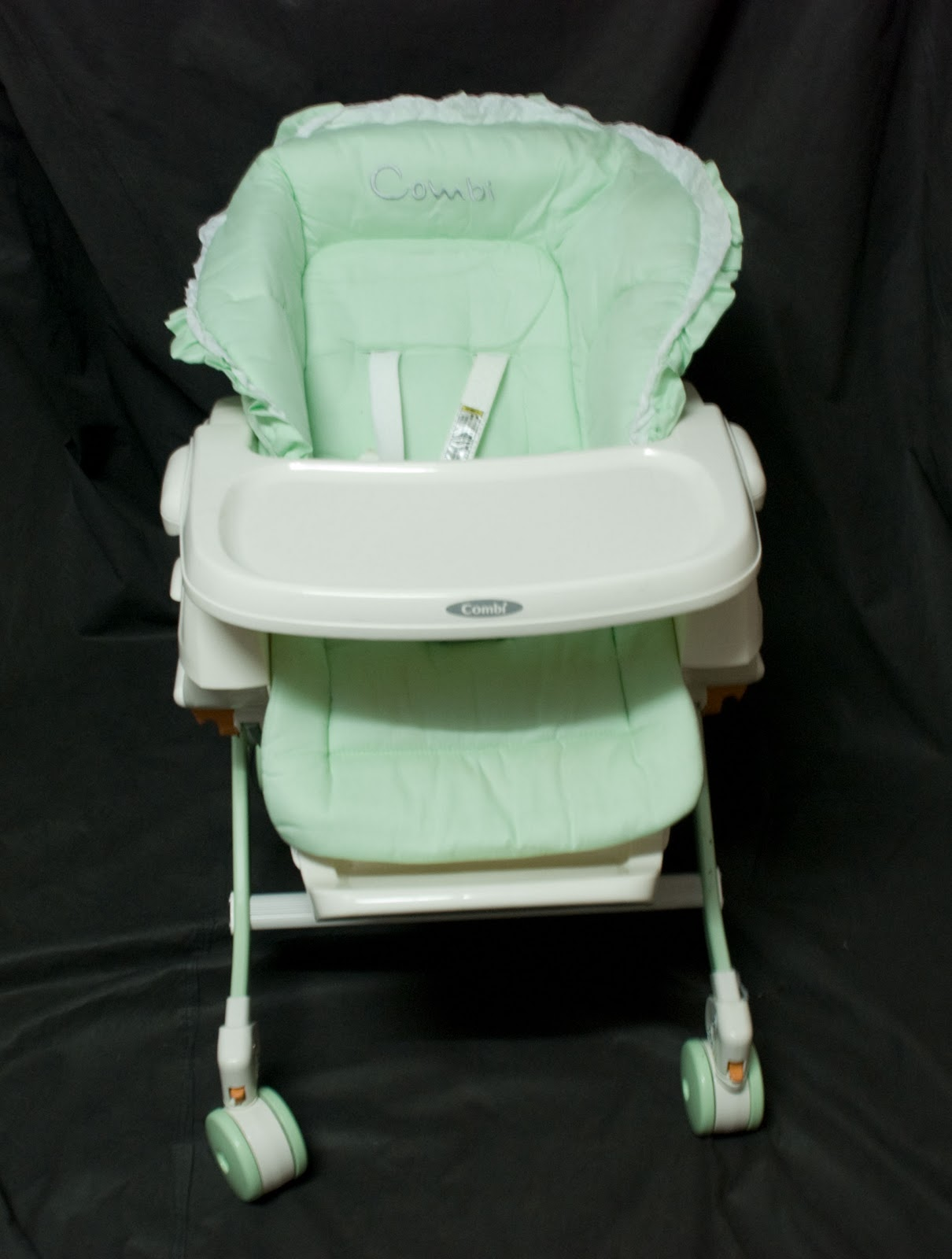 combi high chair hon ignition fabric my baby fantasy toyworld rashule