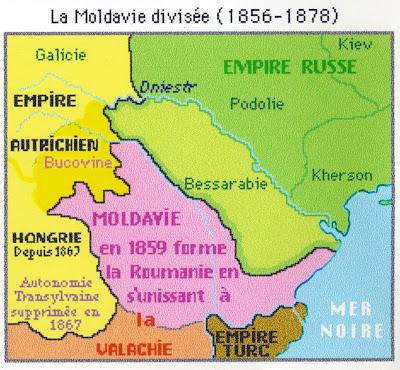 Moldavie : une nouvelle poudrière européenne ? ; une analyse d'Eric Timmermans 5