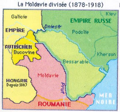 Moldavie : une nouvelle poudrière européenne ? ; une analyse d'Eric Timmermans 6