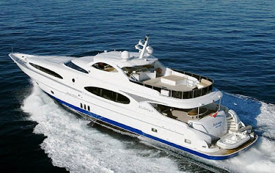 luxury yacht charter in ibiza