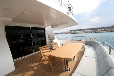 ibiza luxury yacht