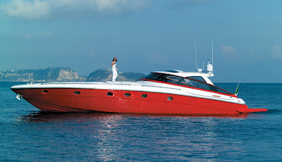 motor boat in ibiza and formentera