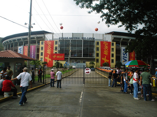 Soda stereo fans noviembre 2007 for Puerta 27 estadio nacional