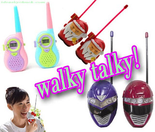 Ideas By Chuck: Bluetooth Walkie Talkie Headset