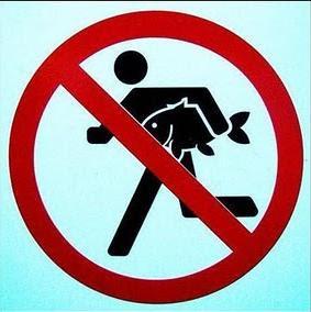 Os sinais de proibição mais bizarros 7