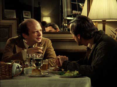 MY DINNER WITH ANDRE Criterion DVD Review