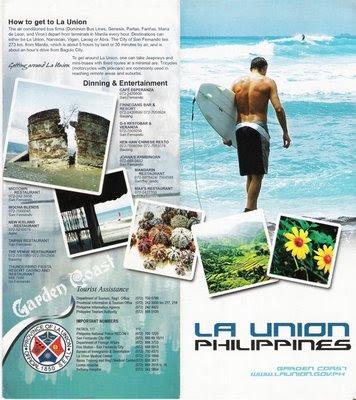Travel Central Philippines Brochure La Union Province