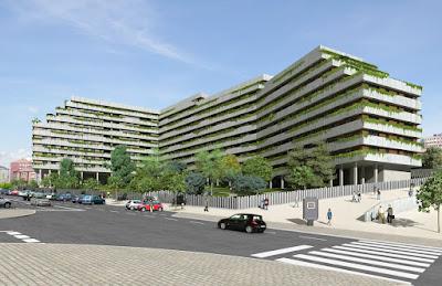 Bau estudio arquitectos edificio premium en avil s - Arquitectos aviles ...