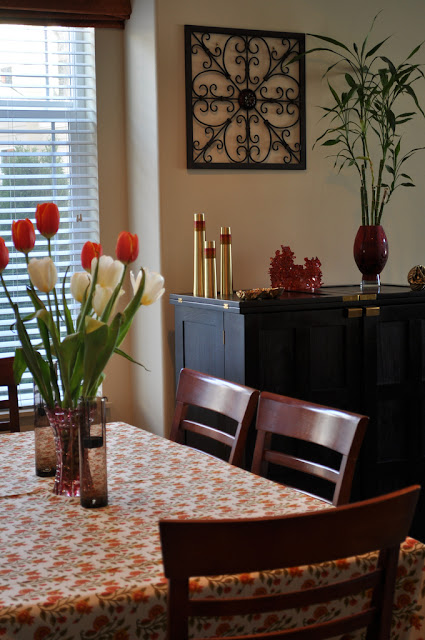 Ethnic Indian Decor: An Indian Home In Seattle