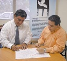 EVASA RECIBE APOYO DE INCAE