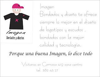 clase de mercadotecnia cnci  Proyecto 5   Imagen Bordados y diseños ... b5591e7776b