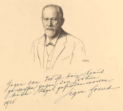Freud's dedication