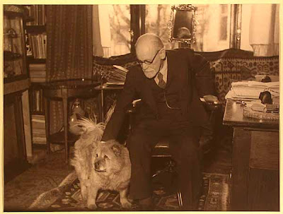 Freud with Chow