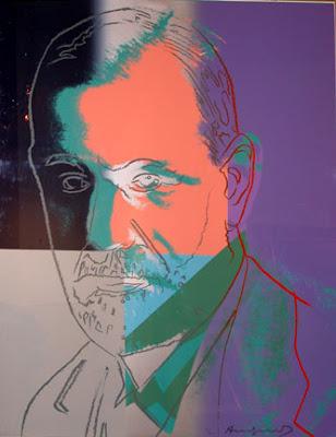 Warhol's Freud