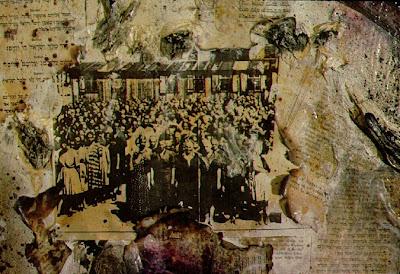 Cahana: 1940-1945, II, Detail