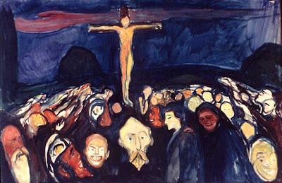 Munch: Golgotha