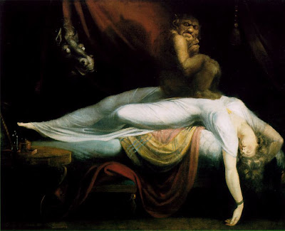 Fuseli's Nightmare