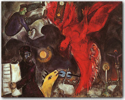 Chagall's Violins