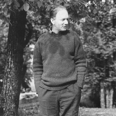 Bernhard at Krucka, 1971