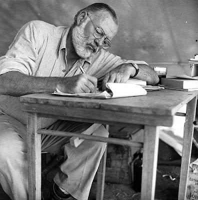 Ernest Hemingway, 1953