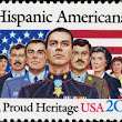 National Hispanic Heritage Month: USPS Stamps