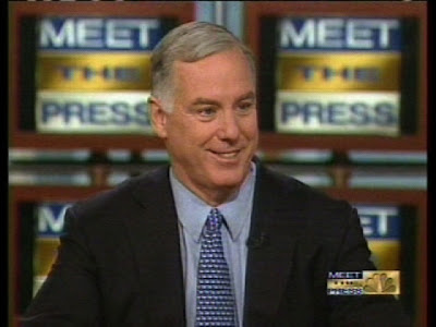 DNC Chair Governor Howard Dean Says Dems Will Play Nice For Now