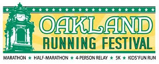 Running news: Oakland Running Festival - Oakland Marathon in March