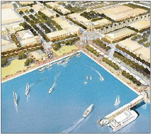 Alameda, CA To Hold Election on Naval Air Station Development at Alameda Point