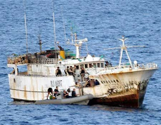 Somali Pirate Attacks Point To Need For Somalia Aid - Zennie Abraham