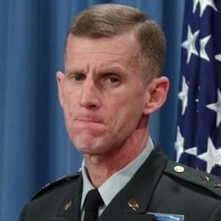 General Stanley McChrystal ousted by Obama over Rolling Stone blast