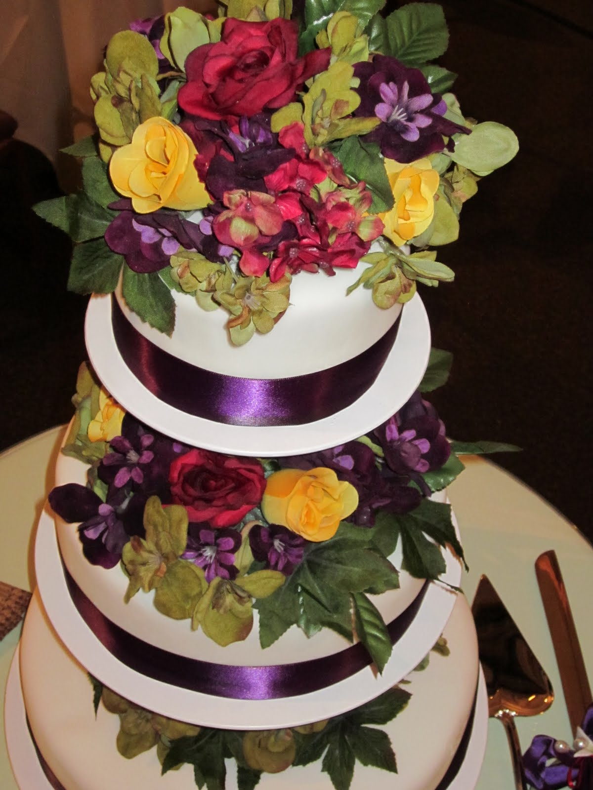 Michelle S Cake Creations Wedding Cakes