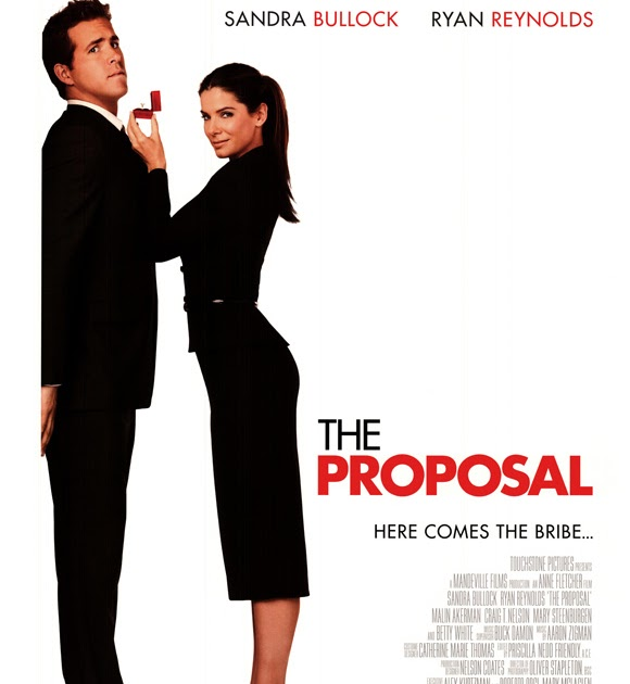 Me, Myself, And I: 365 Movies: The Proposal Review
