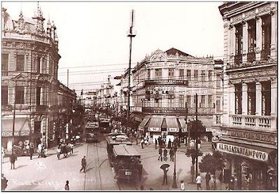 Resultado de imagem para rua da carioca