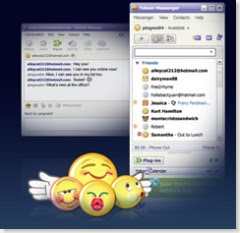 yahoo messenger 8.1.0.421