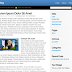 ColdBlue Blogger Template