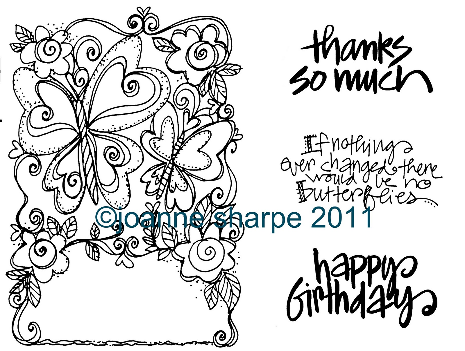 Whimspirations All New Stamps And Samples