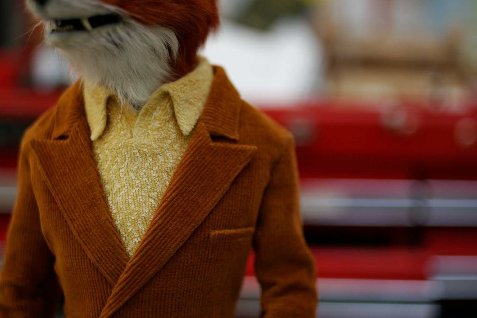 Show And Tell Fantastic Mr Fox Making Of Book