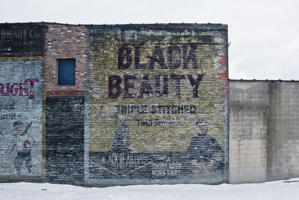 halloween ghost signs